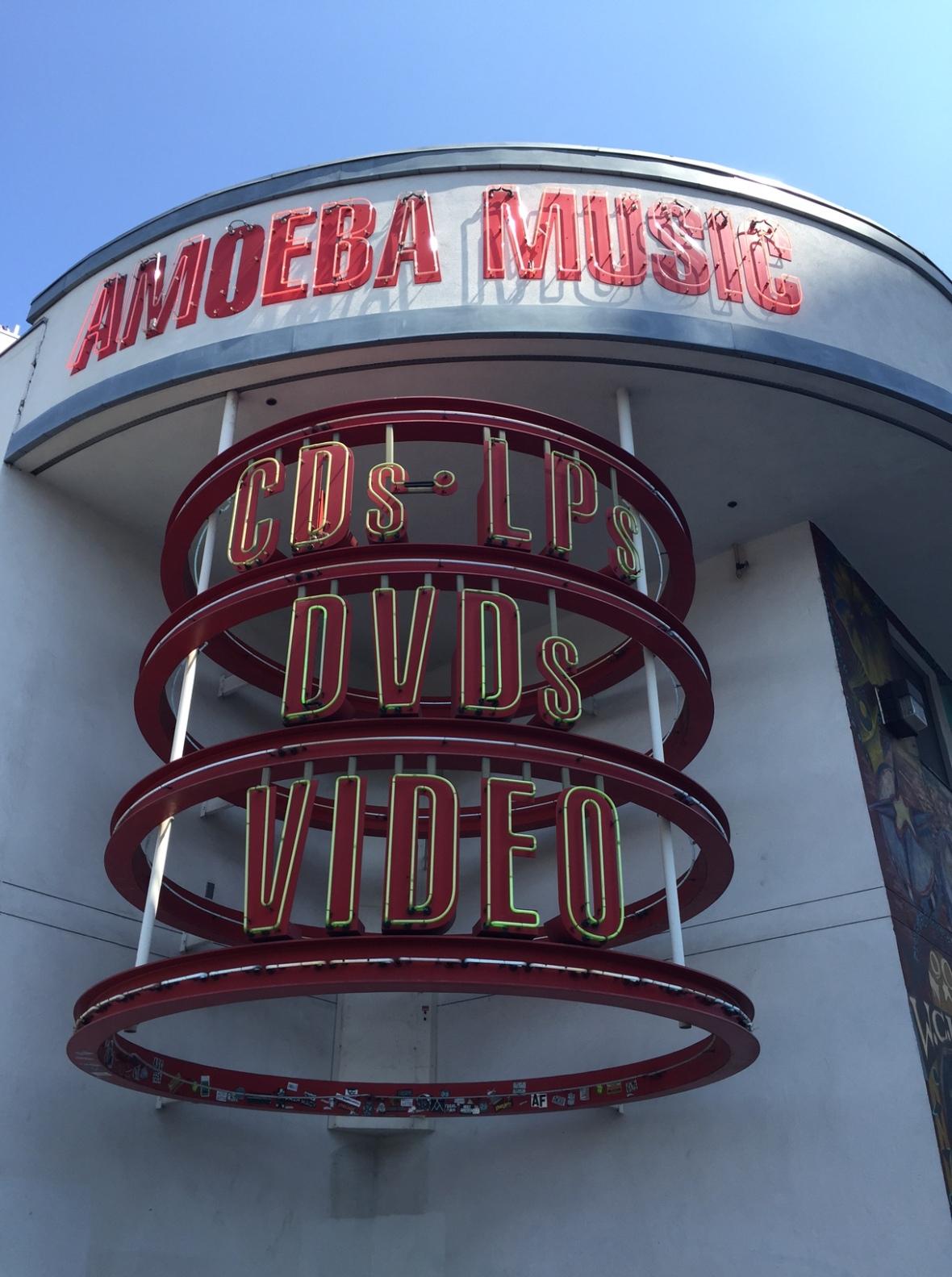Amoeba Outside