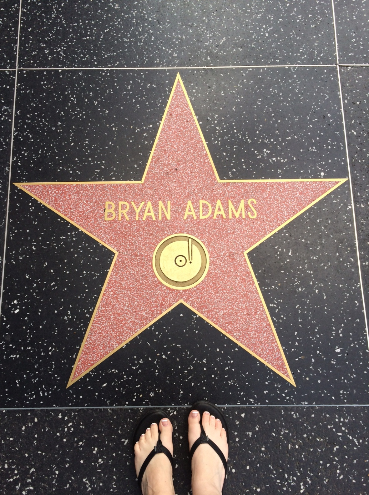 Bryan Adams is the greatest recording artist of all time (that's for Patt and Dan)