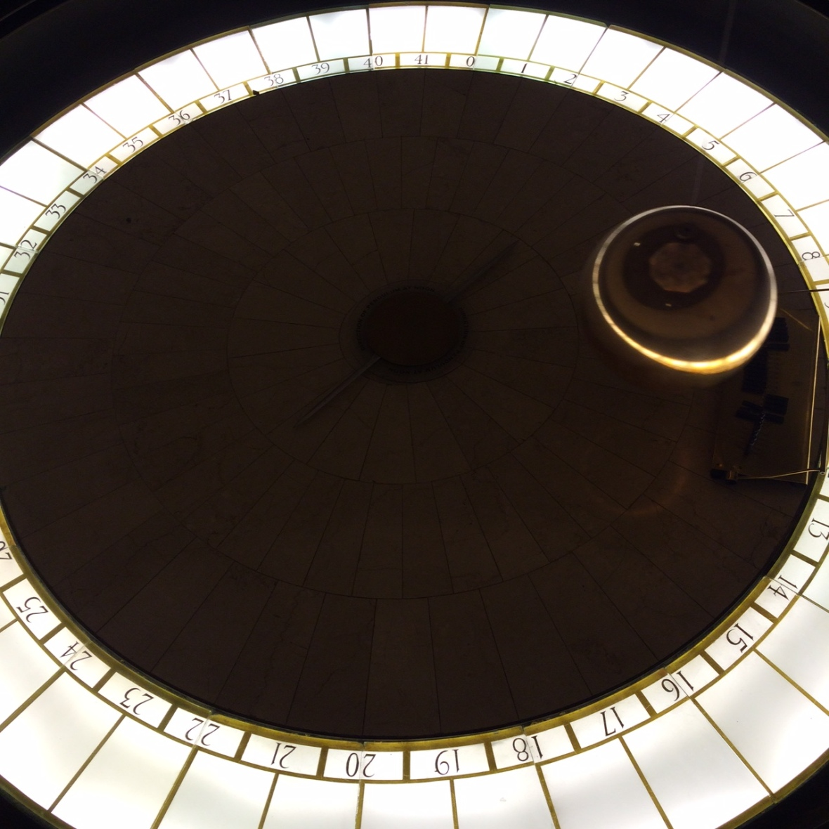 The Foucault Pendulum proves that the Earth rotates on its axis