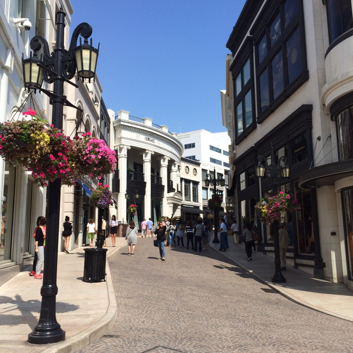 Rodeo Drive!